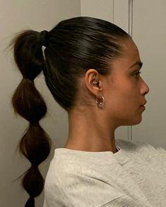 Hair Inspo, Hair Inspiration, Hair Streaks, Good Hair Day, Night Out Hair, Aesthetic Hair, Dream Hair, Hair Dos, Pretty Hairstyles