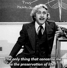* gene wilder young frankenstein get ready i giffed so many parts of this movie