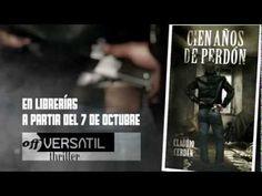 """Book Trailer de """"Cien Años de Perdón"""" de Claudio Cerdán"""