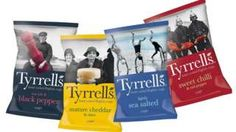 Tyrrells crisp maker bought by Amplify for 300m