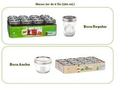 Masón jars