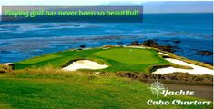El Dorado Golf & Beach Club in Cabo is one of the finest golfing destinations in the world. Play and fun all at one place! Don't miss out this golf club on your next visit to Cabo.  #ElDoradogolfclub #beachclub #golfingdestinations #funplace #golfclub