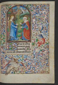 Getijdenboek van Simon de Varie (1)