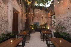 Colonial House Recovery on 64th Street by Nauzet Rodríguez, Merida – Mexico » Retail Design Blog