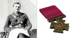 Outrage As Ashby School Auctiones Off WWI Veteran's Victoria Cross to Raise Funds