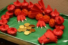 dragon cupcake - Google Search
