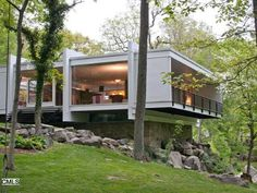 The GoodYear House | John M. Johansen | Darien, CT