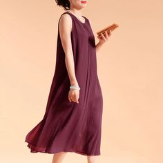 Necklines For Dresses, Cute Sandals, Two Piece Dress, Cotton Linen, Plus Size Dresses, Sleeve Styles, Summer Dresses, Boho, Stylish