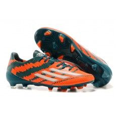 separation shoes 45d63 e45d7 Adidas Adizero F50 Messi Leo FG Fodboldstøvler Orange Grøn