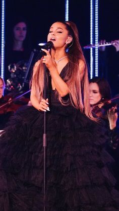 ariana grande at the BBC Ariana Grande Outfits, Ariana Grande Pictures, Ariana Grande 2018, Ariana Grande Concert, Bae, Dangerous Woman Tour, Ariana Grande Wallpaper, Before Midnight, Poses