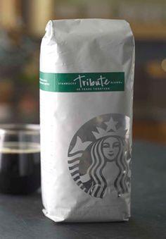 Starbucks Tribute Blend™ - favorite coffee ever!