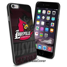 NCAA University sport Louisville Cardinals , Cool iPhone 6 Smartphone Case Cover Collector iPhone TPU Rubber Case Black [By NasaCover] NasaCover http://www.amazon.com/dp/B0140N8EGY/ref=cm_sw_r_pi_dp_.fH2vb0HT82RX