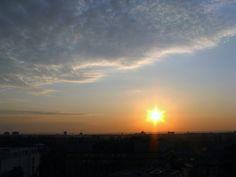 Reggel a Rózsadombon #Budapest #Hajnal #dawn