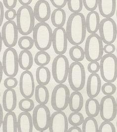 Upholstery Fabric- HGTV HOME Looped Fog & home decor fabric at Joann.com