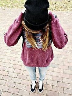 Perfect outfit for Fall or the first day of school, even if its 6 months away :P I still love it! |Fall outfits| |Back to school ideas| |Fall fashion| |Followback| |Tomboy| Teenager