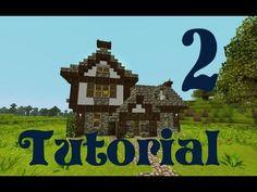 minecraft tutorial [Professors Bauernhaus] #2 (deutsch) - YouTube