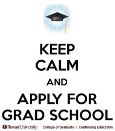 Apply to a Graduate program on-campus or online at www.rowancgce.com/programs