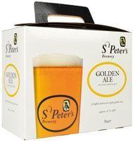 Golden Ale St. Peters 3kg - 21 L