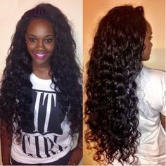 brazilian hair weave loose wave hair wefts