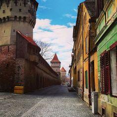 Sibiu, Romania Roemenië