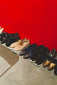 Rachel Comey fall 14 shoe goodness