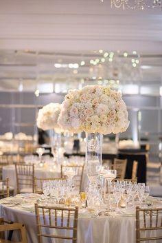 40 Elegant White Wedding That Will Take Your Breath Away