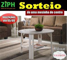 Eu quero a mesinha de centro da Ziph que a @Juh Sarah Oliveira está sorteando no Tempo Fashion.http://ads.tt/9HFH