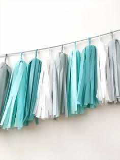 Kess InHouse Crystal Walen Triangle Geo Mint Teeal Black Round Beach Towel Blanket