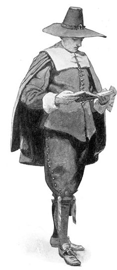 Colonial Clothing: Puritan Colonist