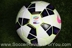 Nike Ordem 2 Serie A Official Match Ball Review