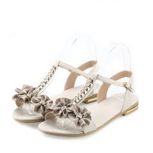 New 2014, shoes woman,women sandals,leather fabric, diamond decoration,fashion and elegant,sandals,summer shoes. free shipping.(China (Mainl...