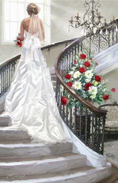 Bridal Staircase