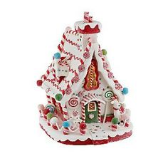 Bethlehem Lights Battery Op. Gingerbread Sweets House from QVC.  Get your rebate from RebateBlast.