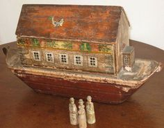 again a noah's ark...Pieternel Antique Toys