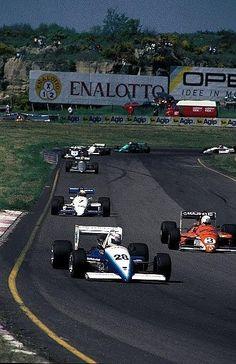 circuito de formula 1 en barcelona