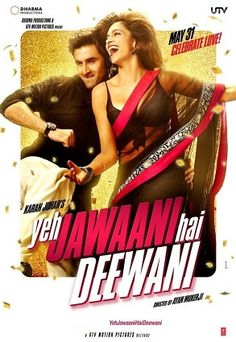 Buy Yeh Jawaani Hai Deewani  Audio CD at www.greatdealworld.com. Buy Indian Hindi Movies DVD and Blu-ray. Buy Bollywood Movies DVD and Blu-ray.