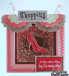For Cheery Lynn Designs and using @Heather Flaherty {ippity} Stamps.