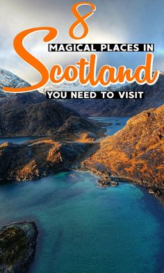 Going on a Scotland trip? Experience Ullapool Slains Castle Loch Ness Orkney Falls Of Feugh and so many more scotland highlands beautiful places! Here are 8 magical places you NEED to see when traveling to Scotland. Ways To Travel, Europe Travel Tips, Places To Travel, Travel Destinations, Travel Things, Asia Travel, Travel Guides, Scotland Vacation, Scotland Travel