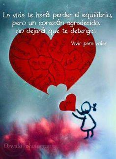〽️La vida te hará perder el equilibrio...*