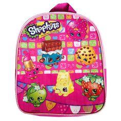 Shopkins 11 inch backpack