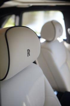 Rolls Royce Interior Detail by Libi Pedder