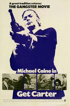 Get Carter Michael #caine