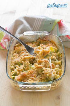 Zucchine al forno filanti: una video ricetta che vi ingolosirà! - Forno e fornelli