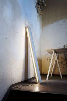 The Plank Light by Northern Lighting designer Frida Ottemo Fröberg