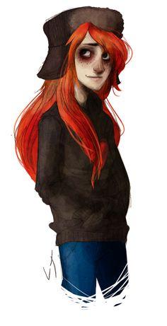 redhead wendi ass