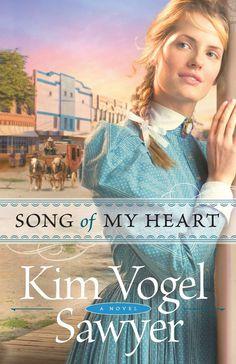 Kim Vogel Sawyer - Song of My Heart / #awordfromJoJo #ChristianFiction