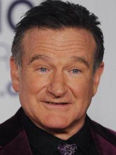 Robin Williams....gone......my heart is broken.