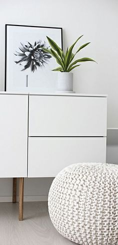 Via NordicDays.nl | All You Need is White | Scandinavian