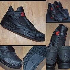 "Air Jordan 3LAB4 ""Black / Infrared 23"""