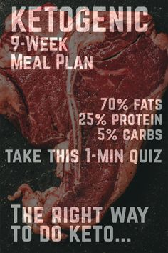 9-Week Personalized Ketogenic Diet Meal Plan with Full Recipes. Use this macro calculator to get a flexible meal plan based on your answers.